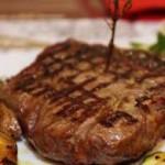 Bistecca di Scottona italiana