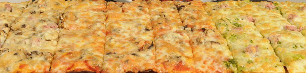 pizza alla pala rosso peperoncino