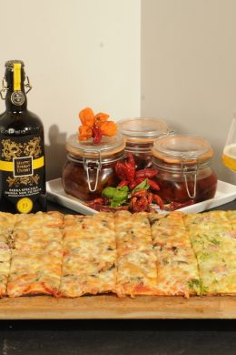 pizza alla pala palestrina
