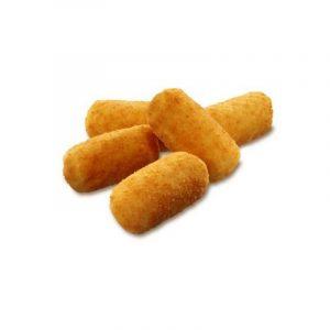 Crocchette di patate rosso peproncino