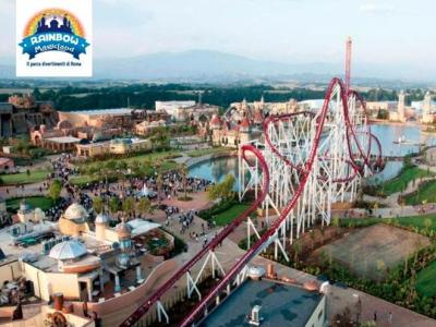 valmontone parco magicland