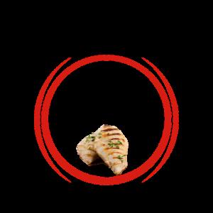 carne griglia icona rp