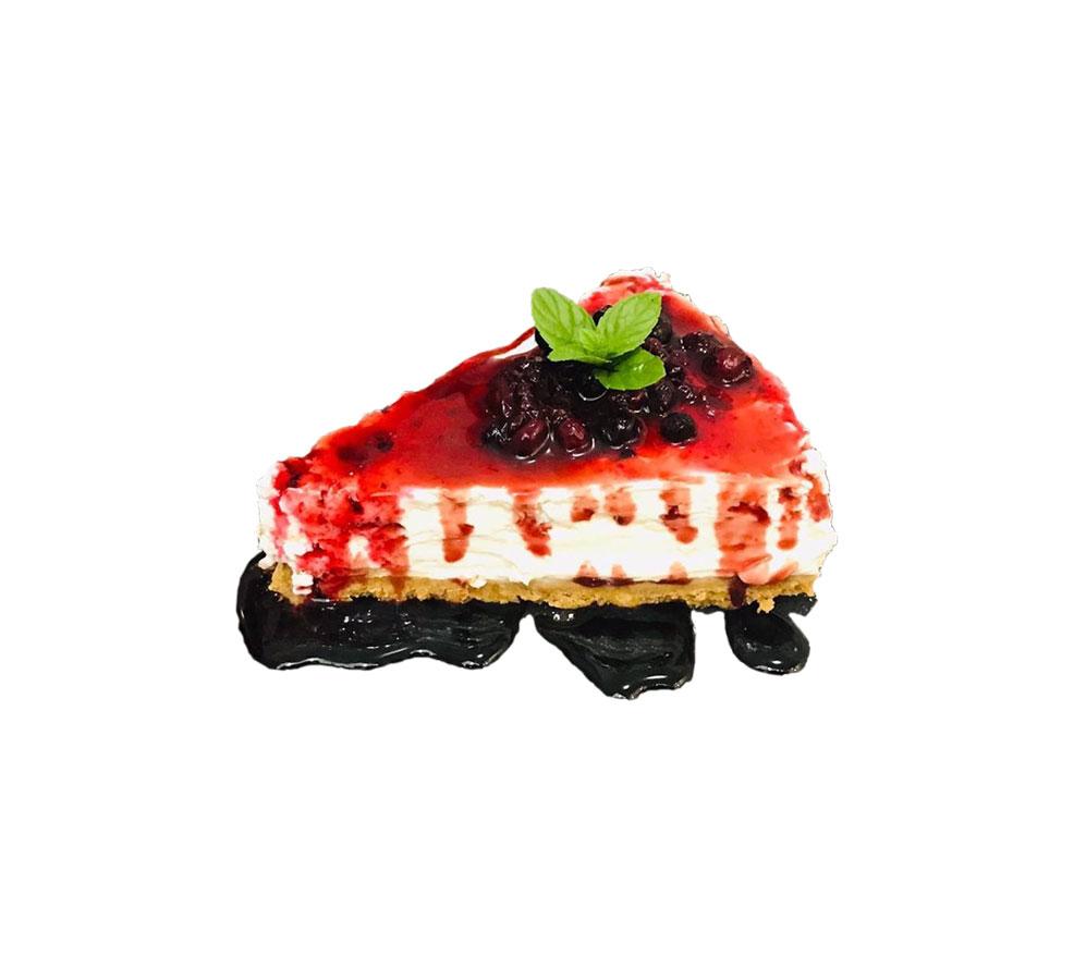 Cheesecake rosso peperoncino