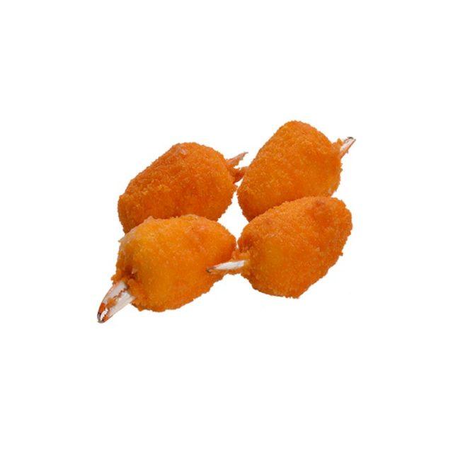 chele di granchio fritte rosso peperoncino