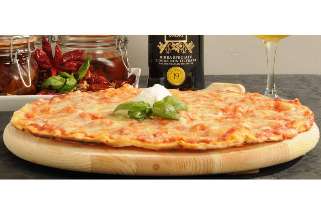 pizza margherita bufala e pachino