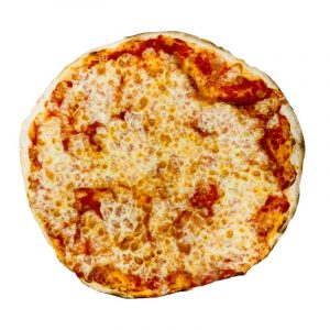 pizza tonda margherita palestrina