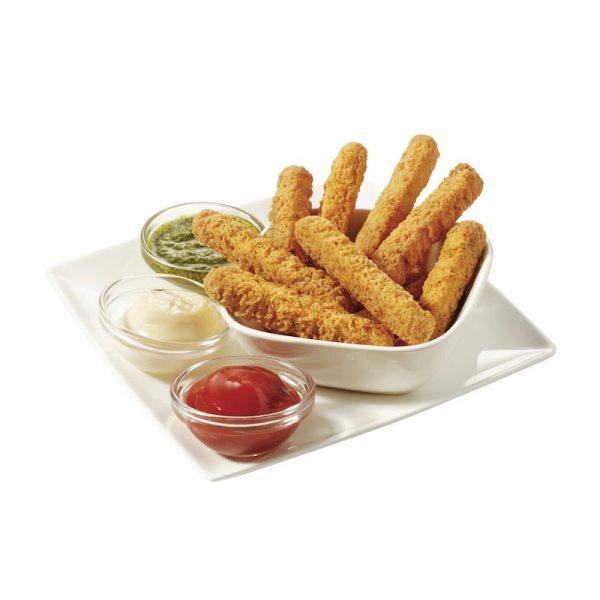 stick di pollo rosso peperoncino