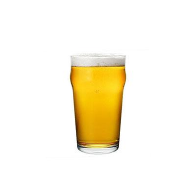 Birra bionda piccola