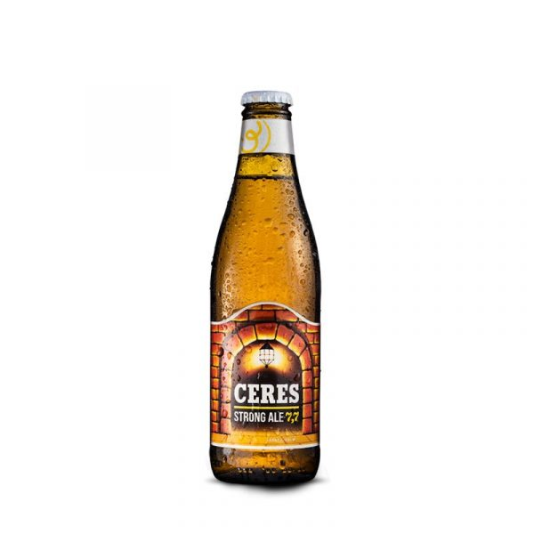 Birra Ceres rosso peperoncino