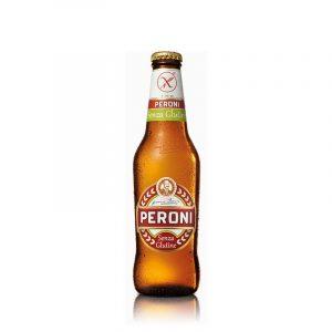 gluten free birra peroni rosso peperoncino
