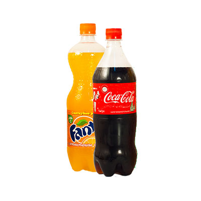 Coca Cola o Fanta