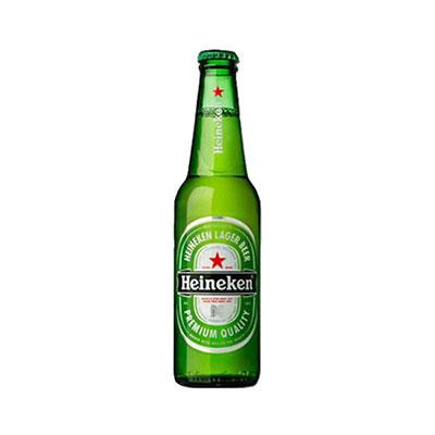 Birra haineken 33cl