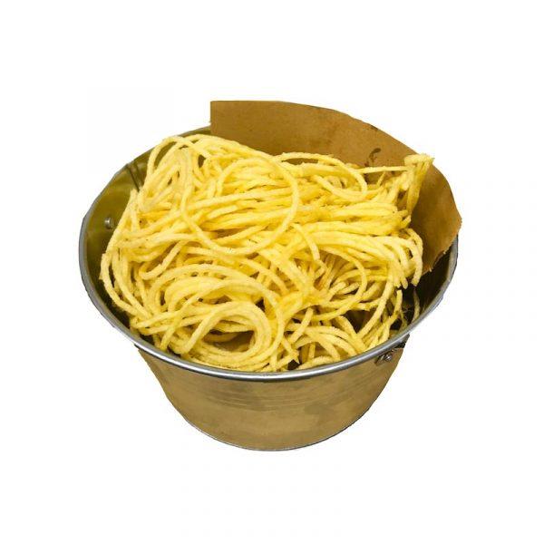 patatine riccioli d'oro rosso peperoncino