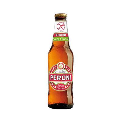 Birra Peroni gluten free 33cl