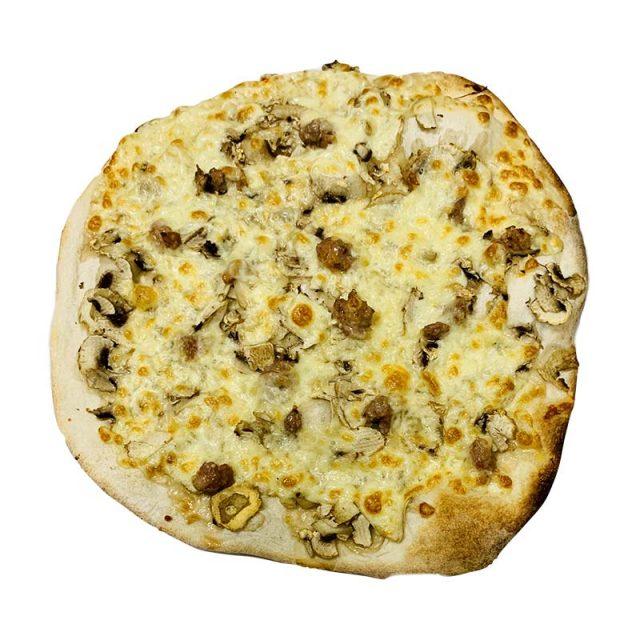 Pizza boscaiola Rosso Peperoncino