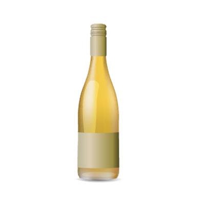 vino bianco bottiglia