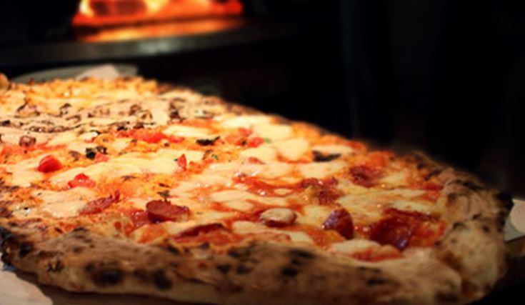 pizza alla pala alla romana